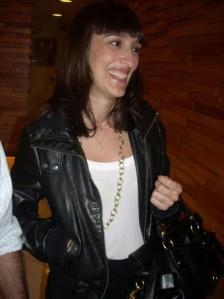 Maria Prata, editora de moda da Vogue