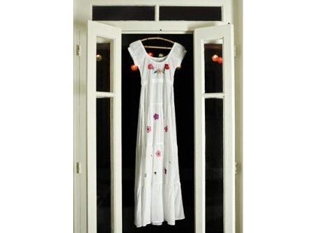 Vestido da Armazém Brasil, marca de roupas 100% algodão – R$ 165 no Mercadinho Chic!