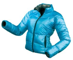 Bivouac Jacket Turquoise